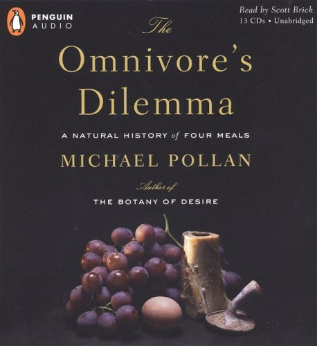 Review: One Part of 'The Omnivore's Dilemma' - Book Report/Review Example