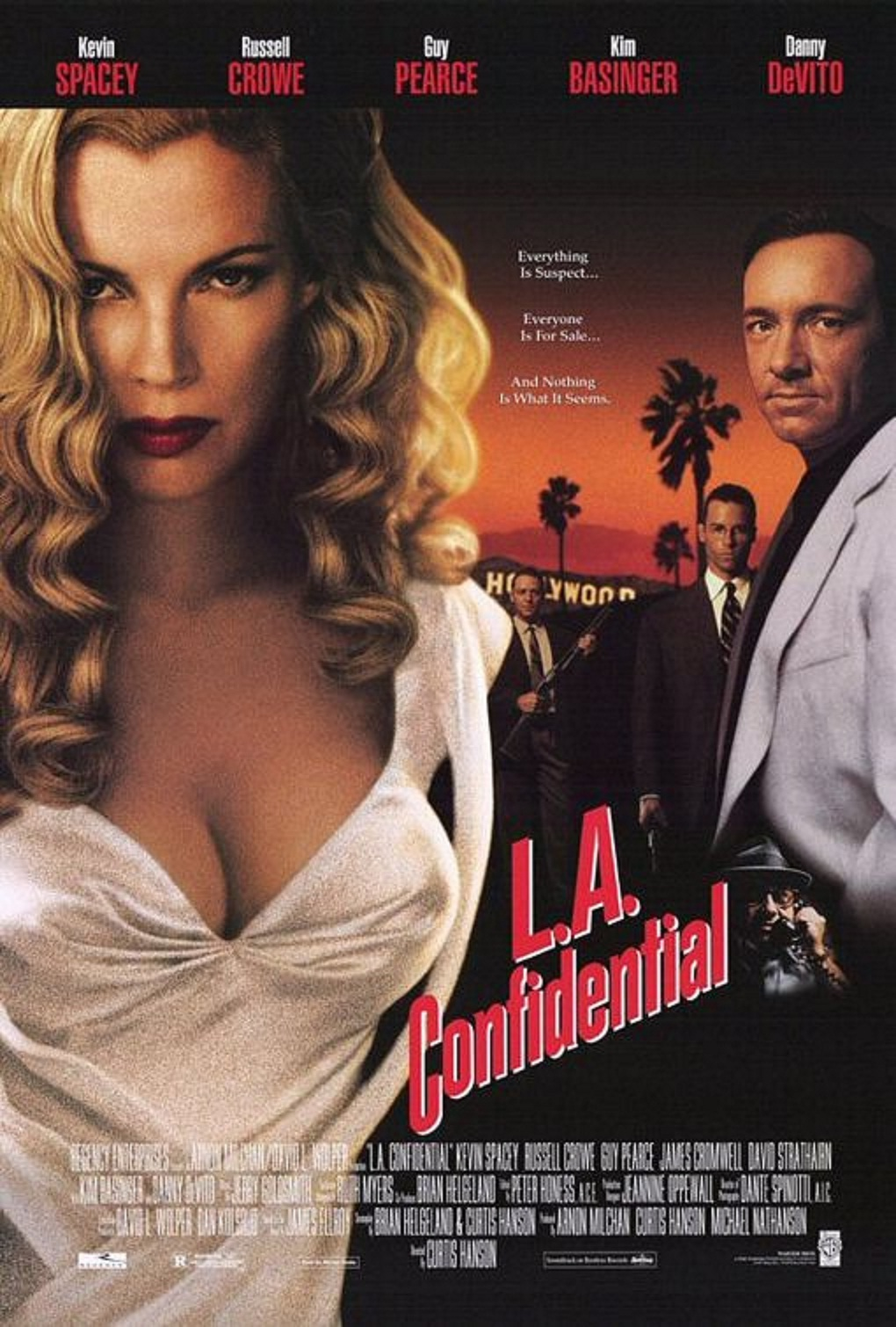 la confidential film La confidential movie reviews & metacritic score: based on james ellroy's novel about the movie industry, corrupt cops, tabloid journalism, gangsters and s.