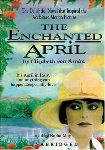 expectations in the novel the enchanted april by elizabeth von arnim Librivox recording of the enchanted april by elizabeth von arnim read by diana kiesners it's a dreary february in post-world war i london when mrs wilkins spots an advertisement in the times for a small italian castle for rent in april.