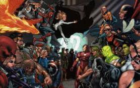 Civil War Sides