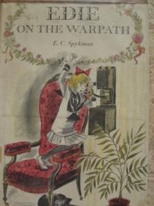 edie on the warpath